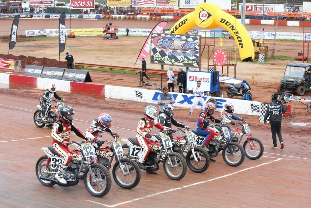American Flat Track's Atlanta Short Track to Host Astro Invitational