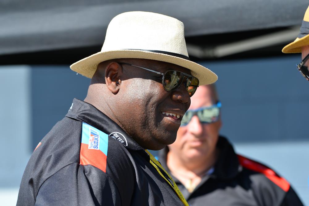 An Australian resident, International superstar DJ Carl Cox sponsors the New Zealand Team at Island Classic