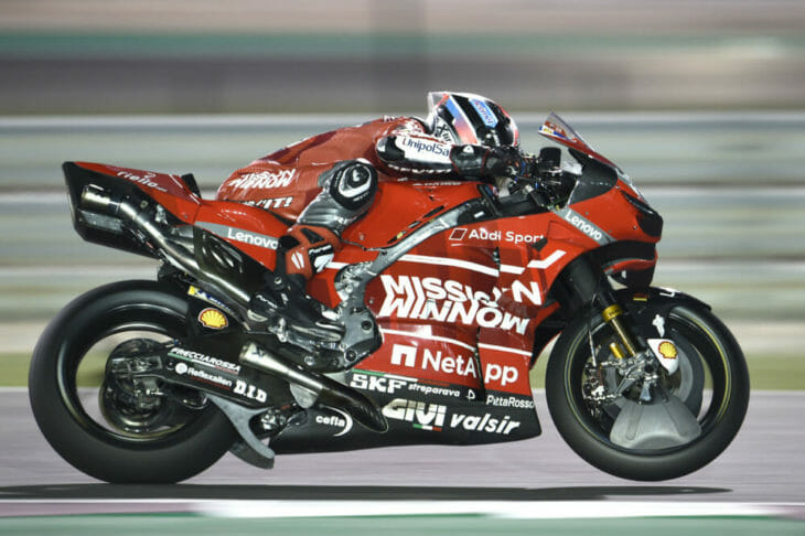 Ducati swingarm