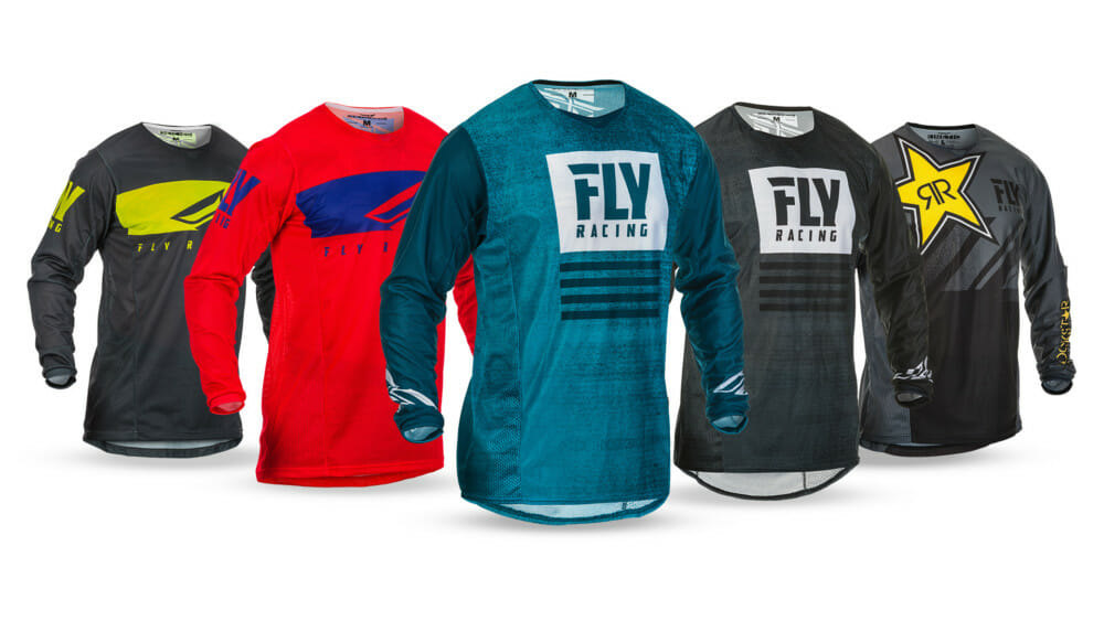 FLY Racing 2019.5 Kinetic Mesh Racewear