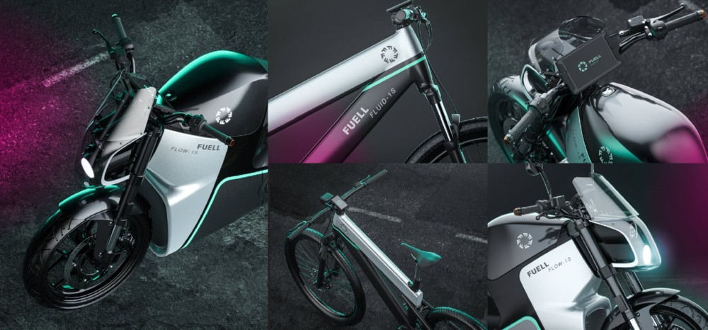 FUELL - the new urban mobility brand wants to bring back the pleasure of city riding