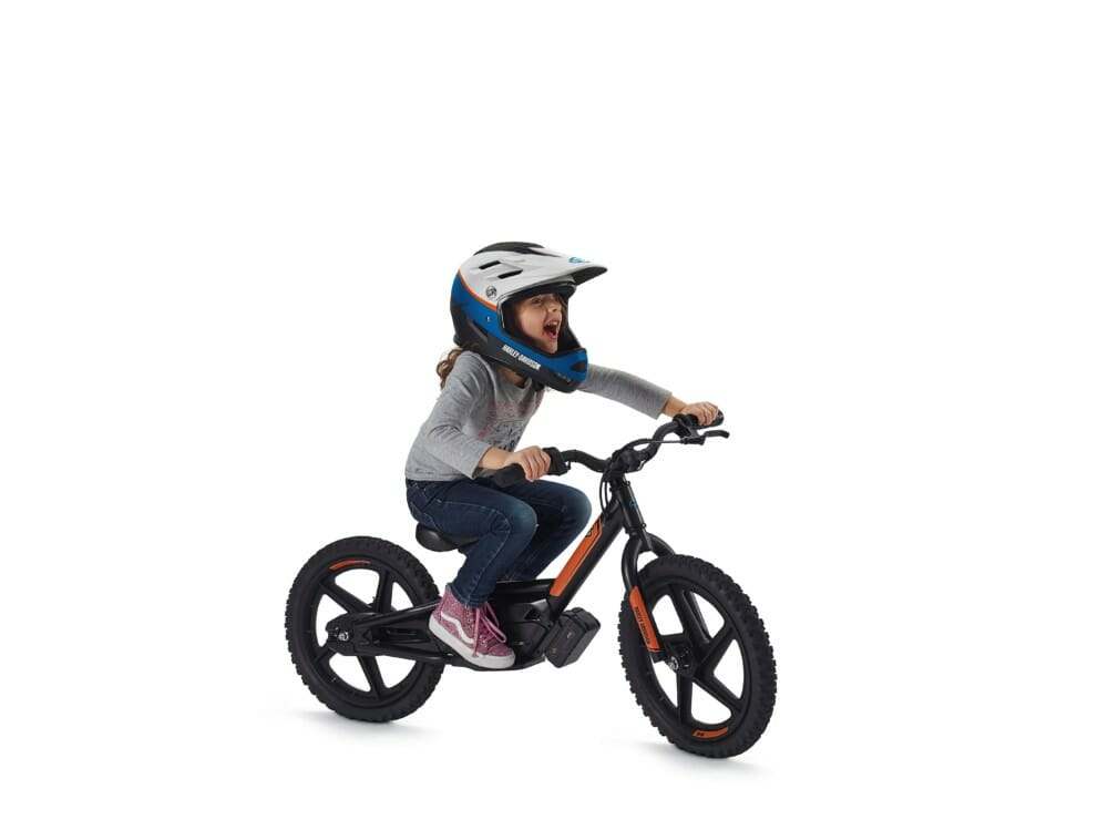 StaCyc currently offers a range of products that allow kids ages 3 and older, and less than 75 lbs. to enjoy the thrill of riding.