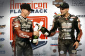 Arch-rivals Jared Mees and Bryan Smith talk to Cycle News about the upcoming 2019 American Flat Track season