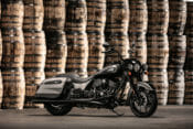 Indian Motorcycle, Jack Daniel's and Klock Werks Kustom Cycles Celebrate American Craftsmanship With Limited Edition Indian Springfield Dark Horse