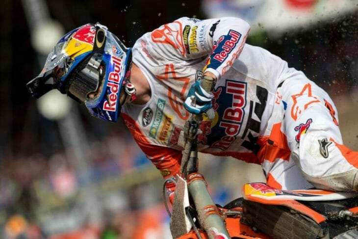 Jeffrey Herlings is looking at a return to MXGP duty in May. The four-time world champion Jeffrey Herlings will miss at least four rounds of the FIM MXGP.