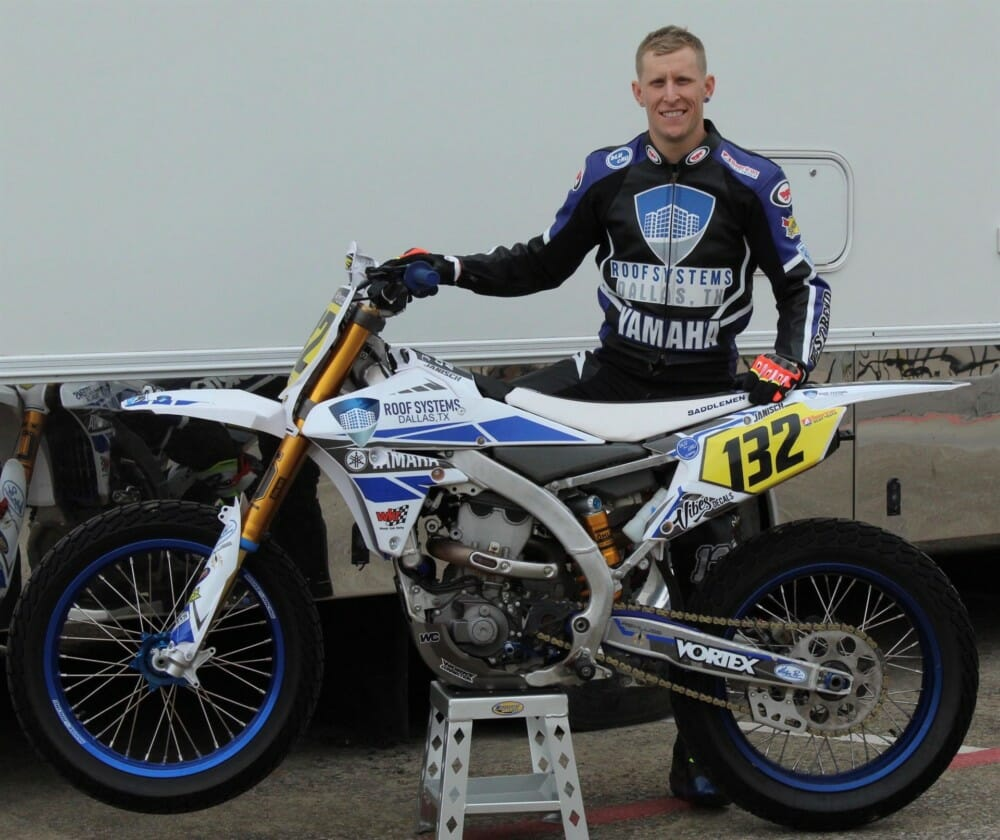 Roof Systems is pleased to announce the return of its veteran rider Jesse Janisch.