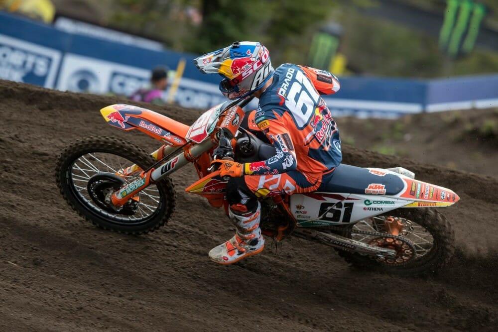 Jorge Prado to miss British Grand Prix with small shoulder problem