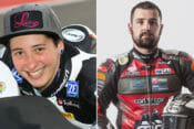 Lucy Glöckner of Germany and Michael Dunlop of Northern Ireland will tackle America's Mountain.