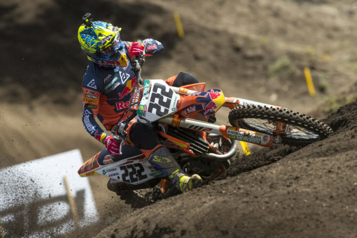 MXGP Of Patagonia Argentina Results 2019