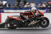 NHRA Pro Stock Motorcycle Gainesville Results 2019