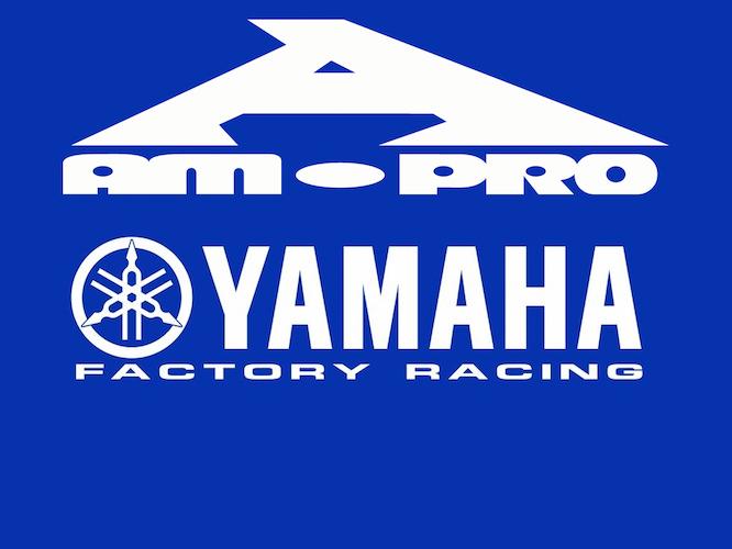 AmPro Yamaha Racing GNCC news.