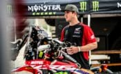 American Monster Energy Honda Team rider Ricky Brabec