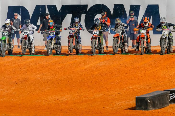 Ricky Carmichael Daytona Amateur Supercross Results 2019