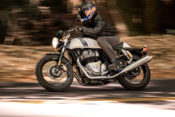 Royal Enfield, one of the world's most glorious motorcycle manufacturers, is back with a bang in the U.S. with the new 2019 Royal Enfield INT 650 and Continental GT 650.