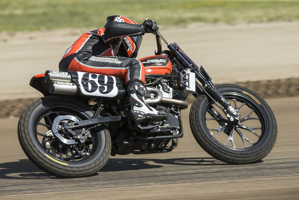 Sammy Halbert has won 13 times in AMA Grand National competition