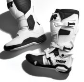 THOR MX introduces the all-new Radial boots.