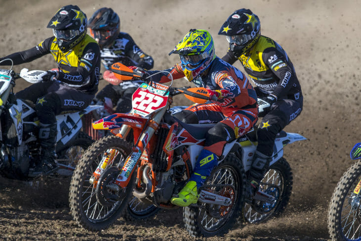 MXGP Of Great Britain Results 2019
