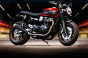 Triumph's taken a few leafs out of its Thruxton R book and created a roadster with a difference in the new Speed Twin