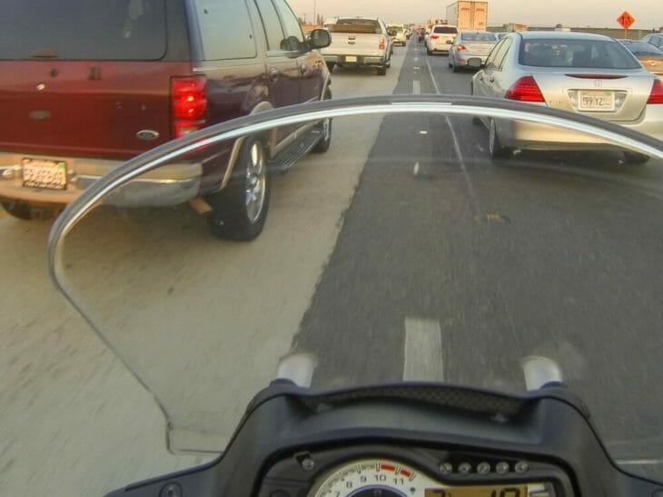 Utah Legalizes Motorcycle Lane-Splitting