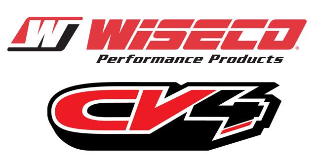 Wiseco Performance CV4 logo
