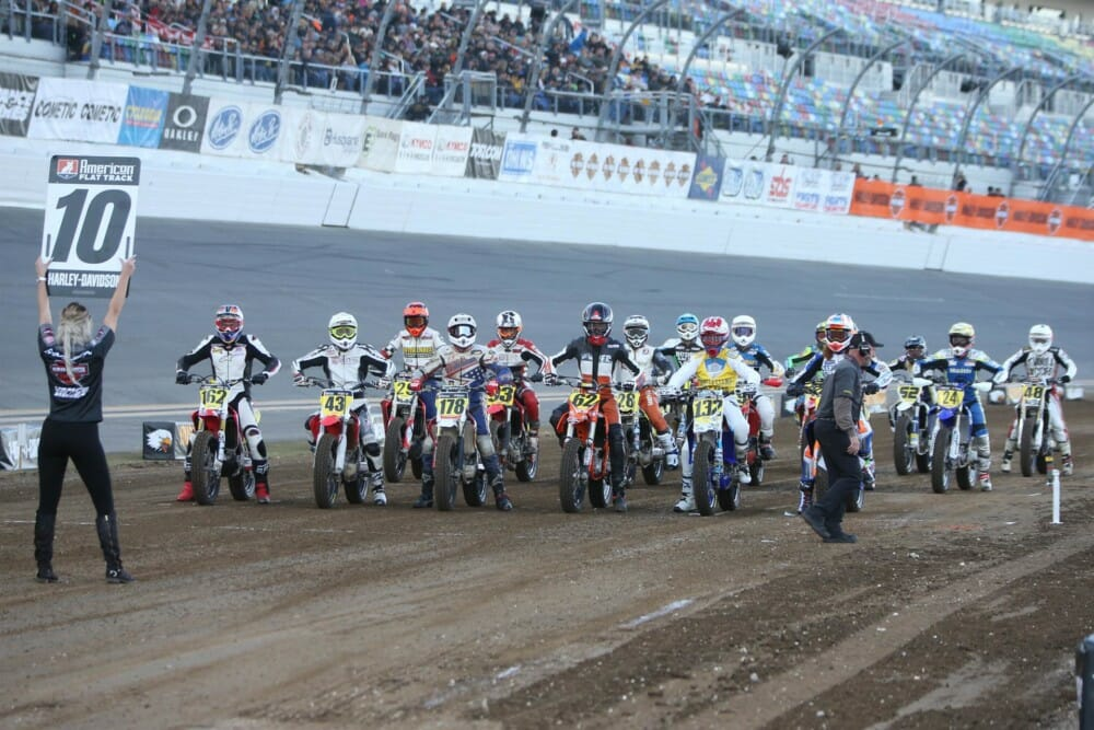 American Flat Track Gears Up for Season Opener