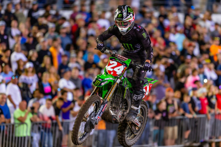 Daytona Supercross Results 2019