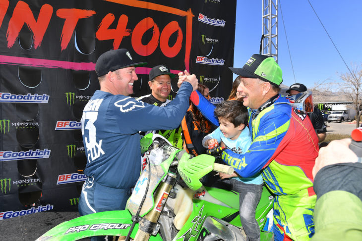 Mint 400 Results 2019