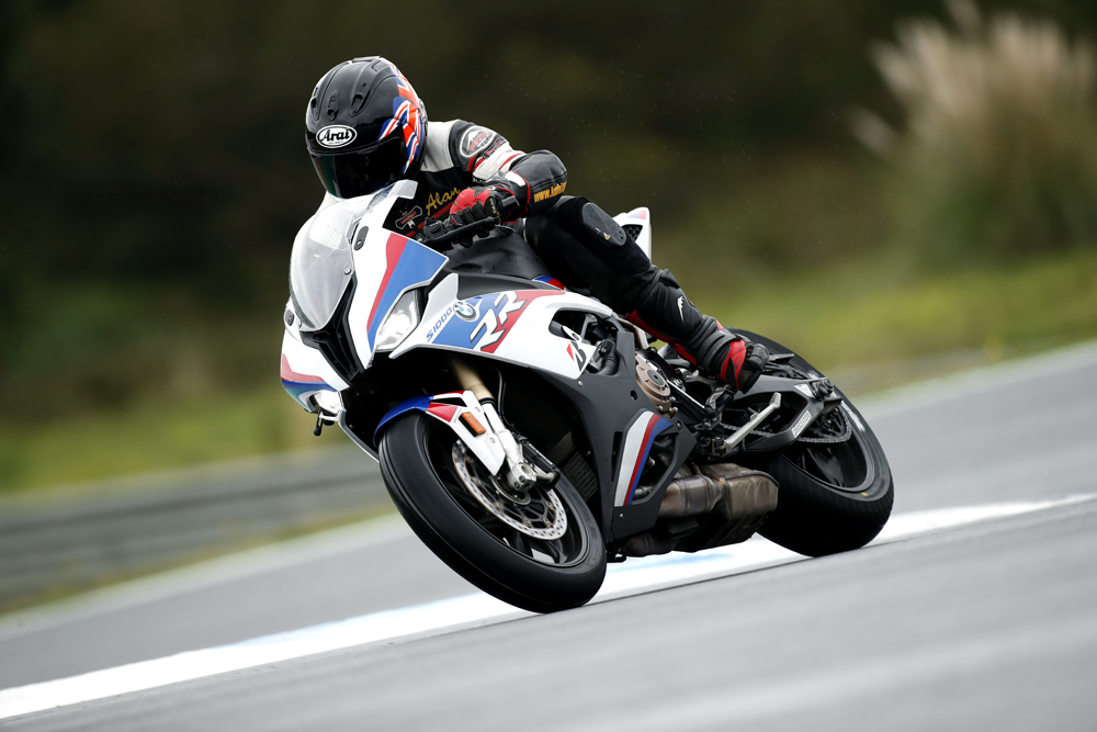 All of the 2019 BMW S 1000 RR variations see a minimum 11-pound weight loss.