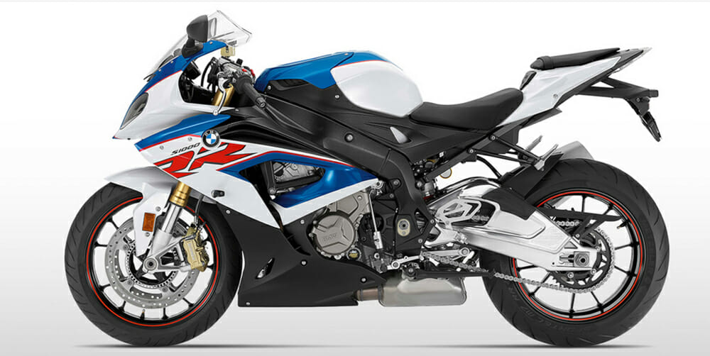 2019 BMW S 1000 RR Specifications