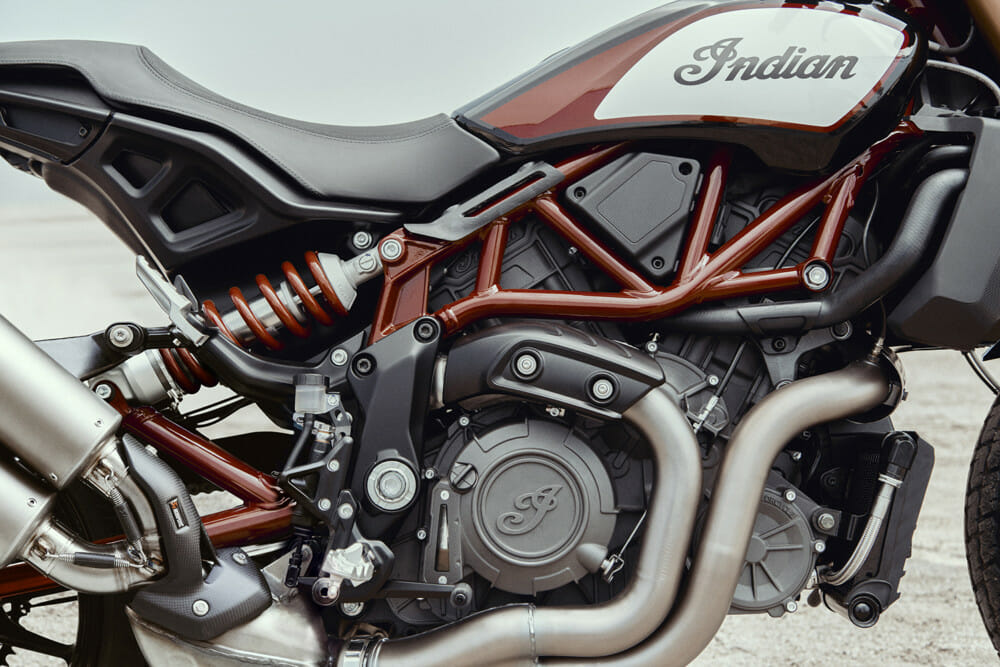 Indian Motorcycle FTR 1200 and FTR 1200 S