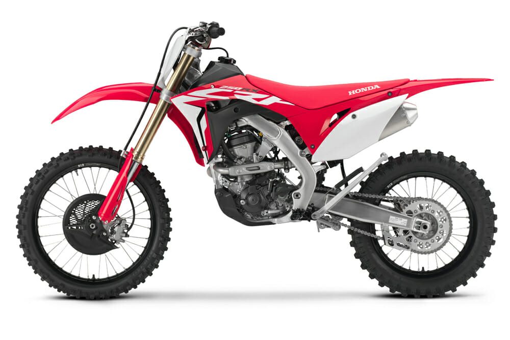 2019 Honda CRF250RX Specifications