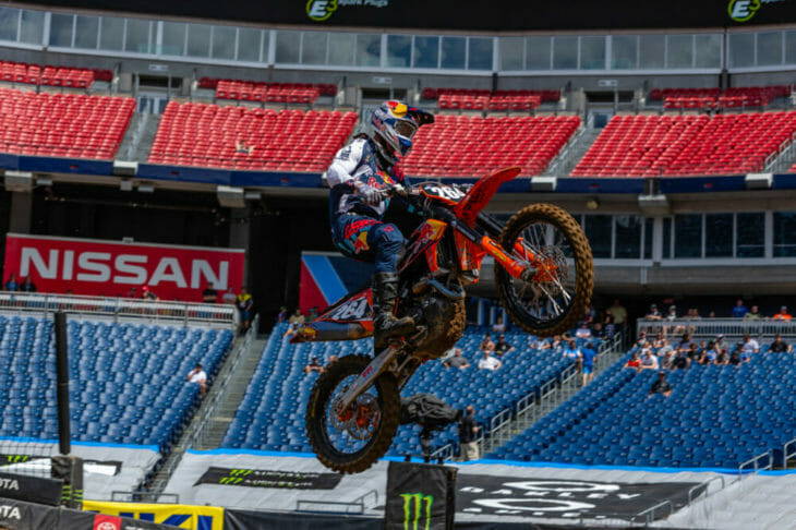 Nashville Supercross Results 2019