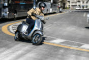 Rennie heads to Milan to test the 2019 Vespa GTS SuperSport and Electtrica