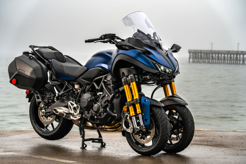 Yamaha isn't trying to change the world with the Neken—just doing something a little different.