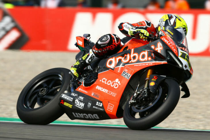 2019 Assen World Superbike Results Bautista wins race results one