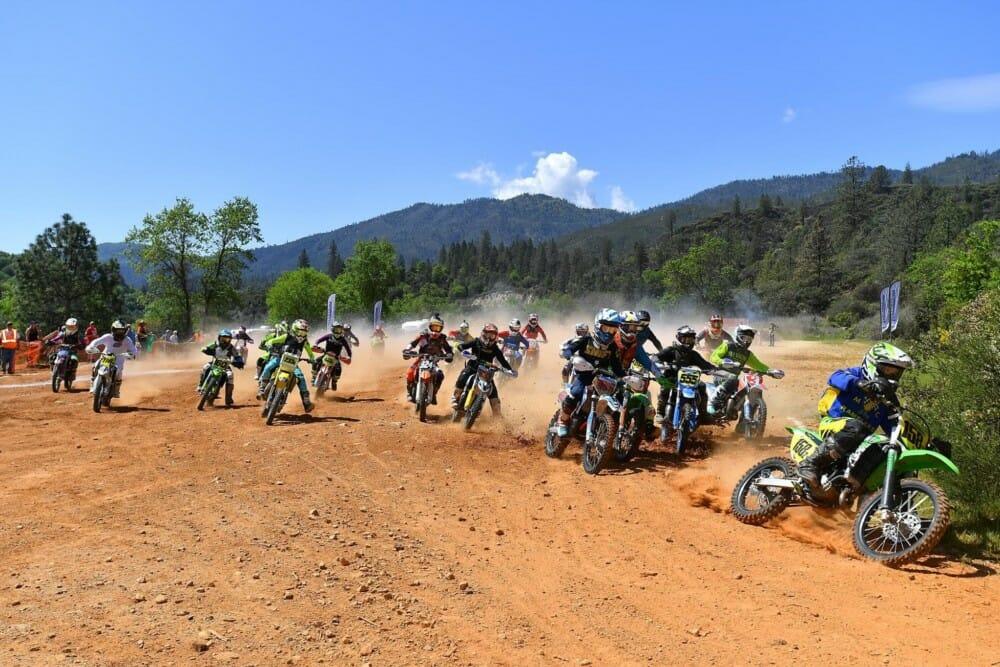 AMA West Hare Scramble championship Heads to Shasta Lake, CA