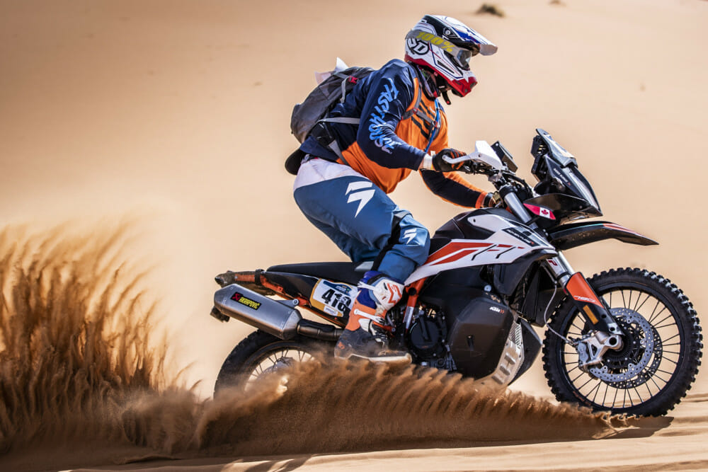 KTM Ultimate Race Radek Burkat