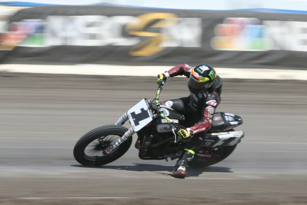 Reigning Grand National Champion Jared Mees (No. 1 Indian Motorcycle/Progressive Insurance FTR750) scored an amazing 20 Main Event wins in 31 attempts during a historically dominant stretch that spanned much of the 2017 and 2018 seasons, resulting in two runaway titles.