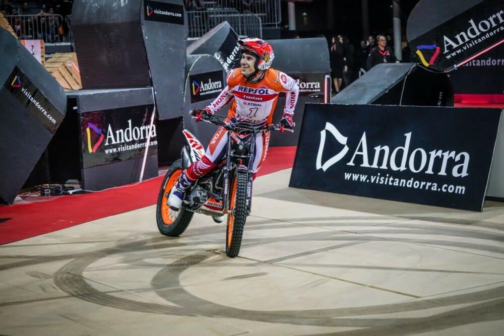 Toni Bou Andorra X-Trial