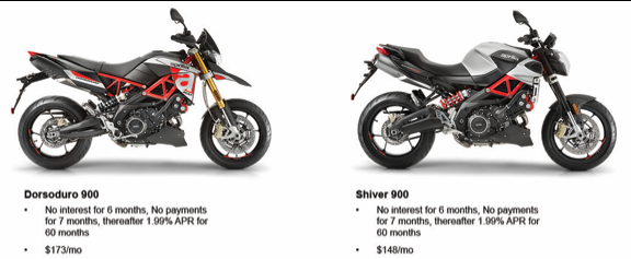 Aprilia Open House Promotion