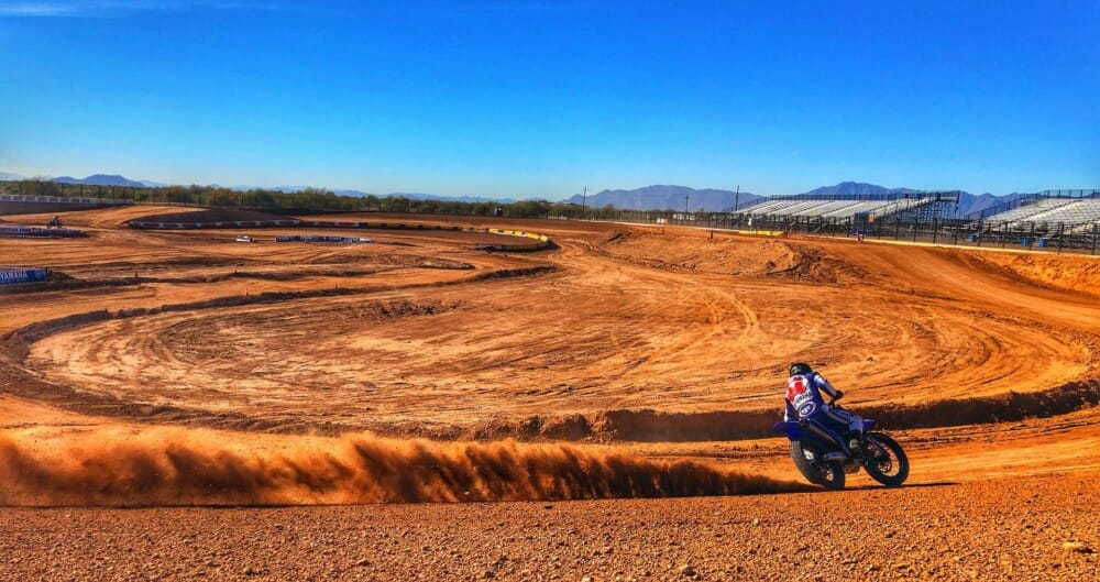 American Flat Track Primed For First-Ever Arizona Super TT