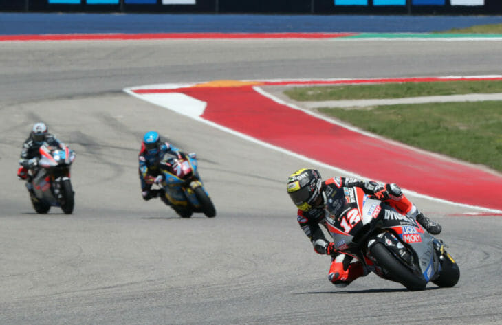 Cota Motogp Results 2019 Tom Luthi Wins Moto2