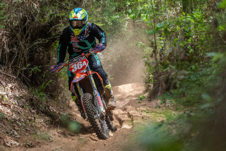 Cajun Classic National Enduro Results 2019