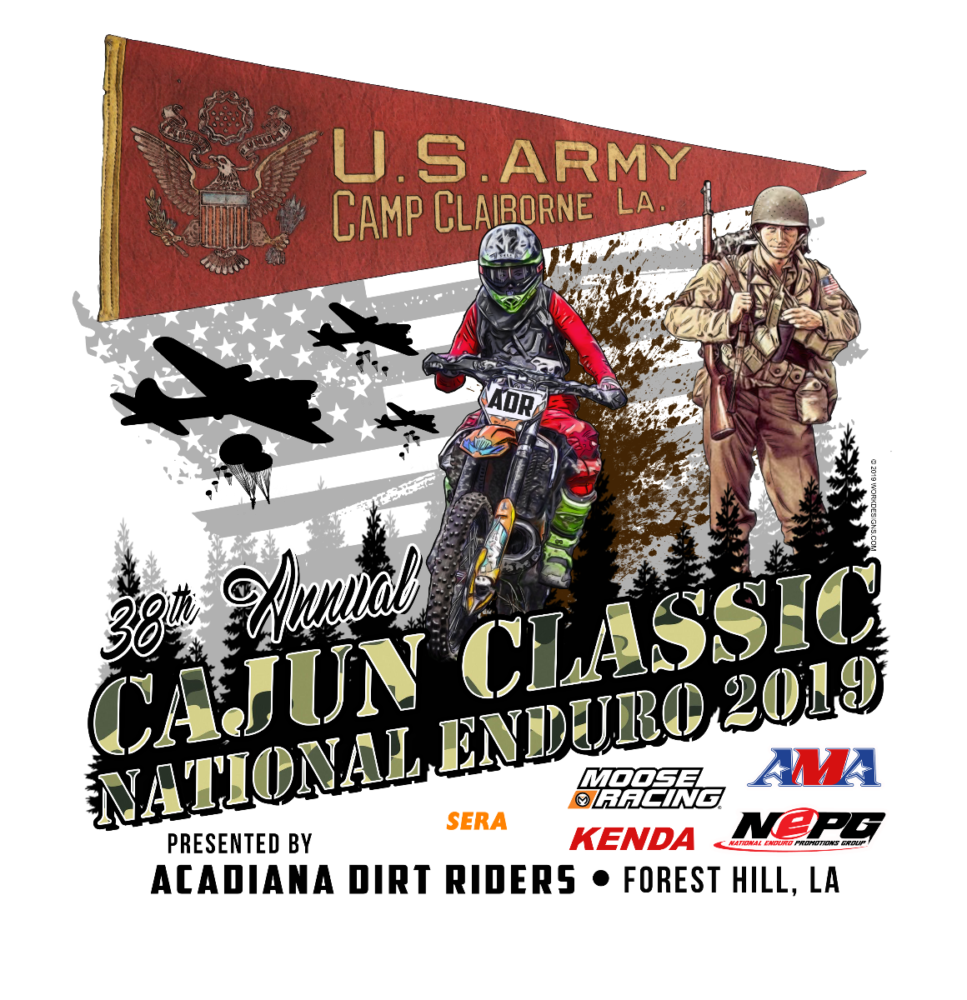 Cajun Classic National Enduro