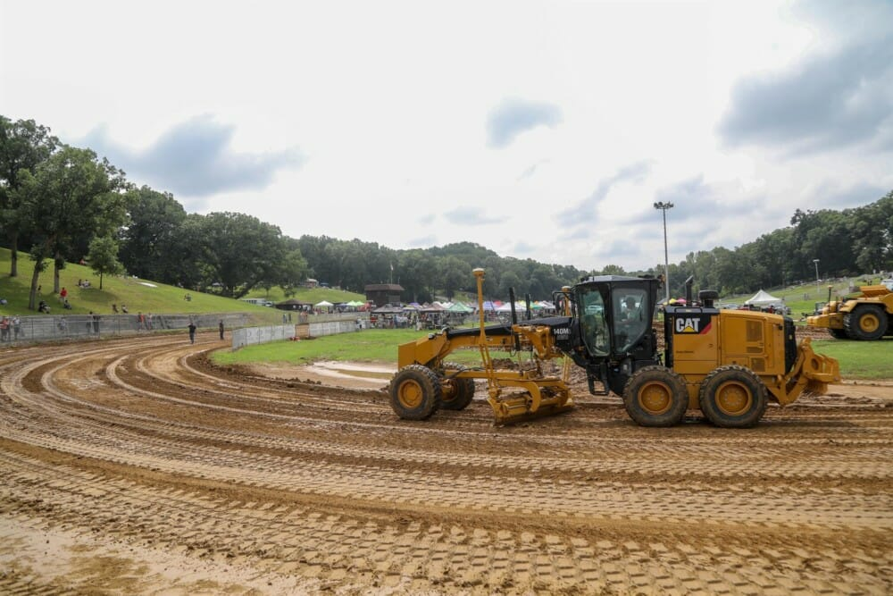 The Cat Rental Store Named Official Heavy Equipment Provider of American Flat Track