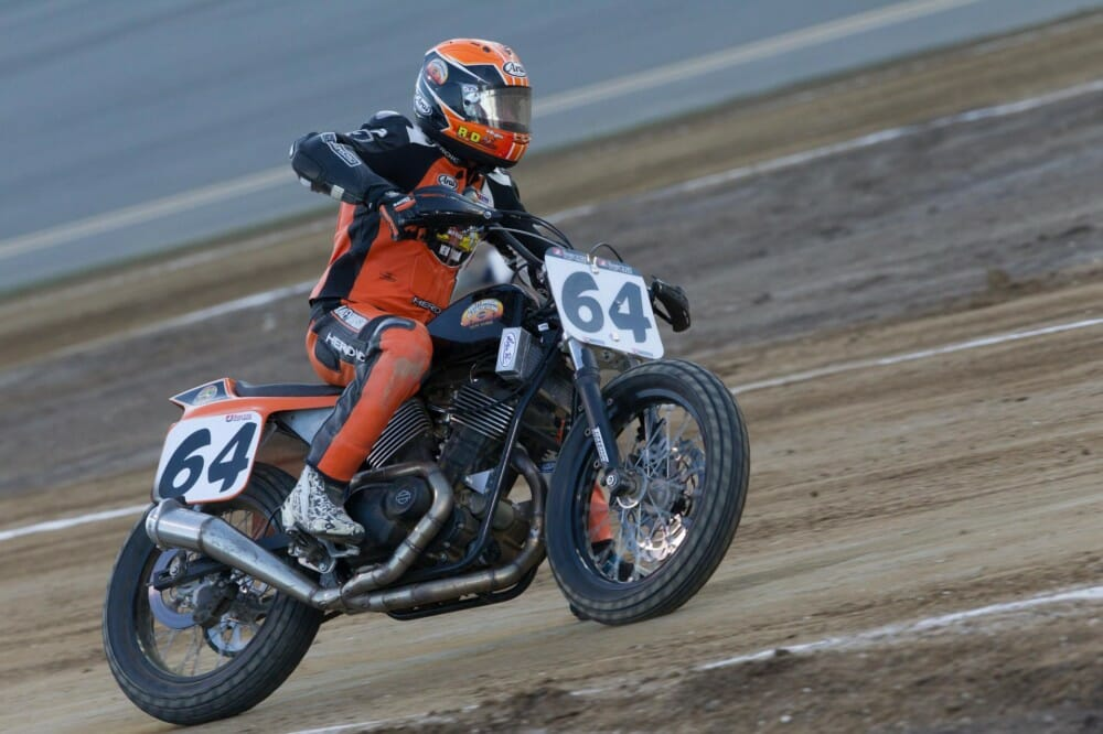 Danny Eslick to Ride Black Hills Harley-Davidson XG750R at Texas. Photo Credit: Scott Hunter/American Flat Track