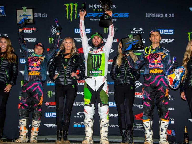 Denver Supercross Results 2019