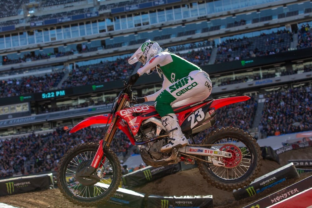 1a624630db4 East Rutherford Supercross Results 2019 - Cycle News