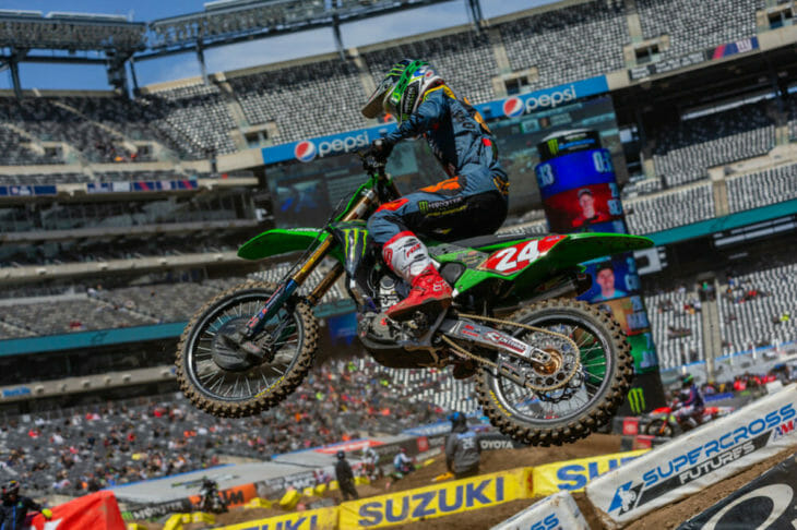 East Rutherford Supercross Results 2019 Cycle News