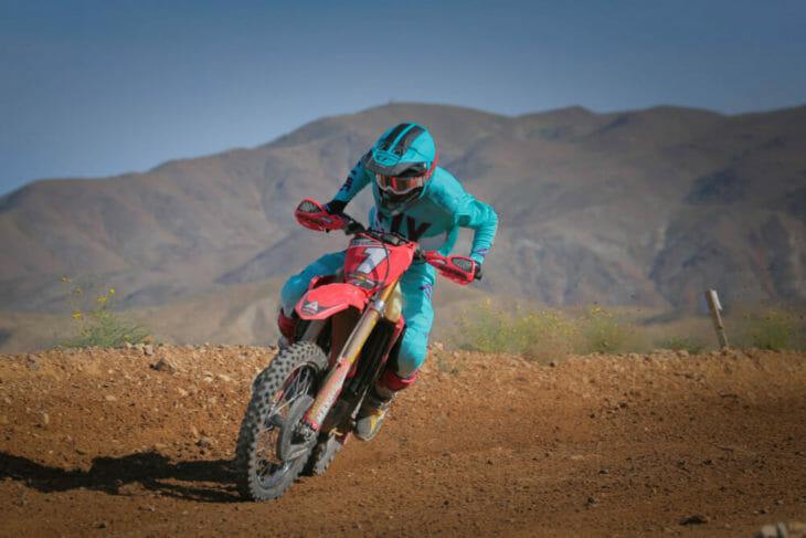 Trevor Stewart JCR Honda